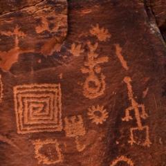 V Bar V Petroglyphs 2
