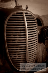 Old Car Grill - GOLDKING0108