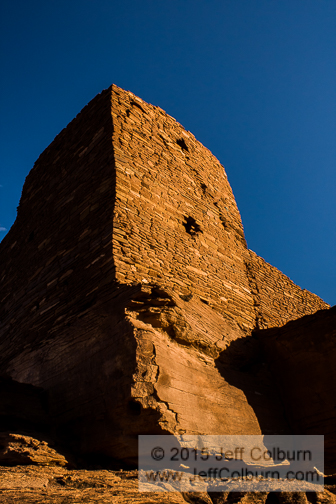 Wukoki Pueblo - Wupatki National Monument - FWUP0218