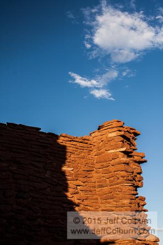 Wukoki Pueblo - Wupatki National Monument - FWUP0247