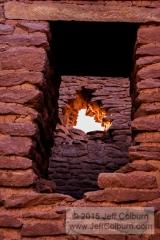 Wukoki Pueblo - Wupatki National Monument - FWUP0240