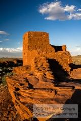 Wukoki Pueblo - Wupatki National Monument - FWUP0278