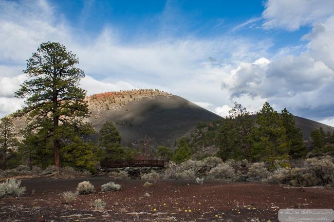 Sunset Crater - Flagstaff, Arizona - SUNSETC0273