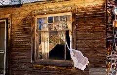 Curtain in Window - 09JEROME0328-1