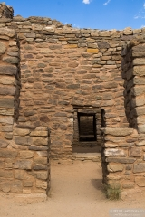 Aztec Pueblo Doorways - AztecPueblo-0089