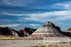 Tepee of the Painted Desert - Petrified_Forest0303