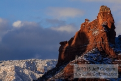 Red Rocks in Winter - SWNTR0767