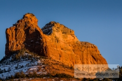 Red Rocks in Winter - SWNTR0402