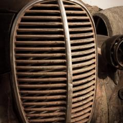 Old Car, Gold King<br/>Mine, Jerome