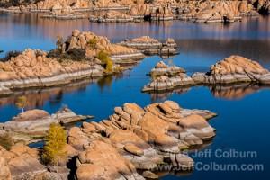Watson Lake in the Granite Dells